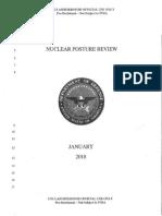 DoD NuclearPostureReviewDraft 2018