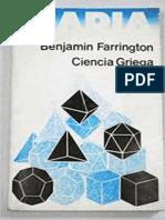 Farrington Benjamin - La Ciencia griega.epub