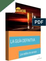 Guía de Estilos de Cerveza