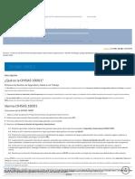 OHSAS 18001 - Software ISO Seguridad y Salud en El Trabajo