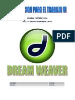 Capacitacion 6 (Dreamweaver)