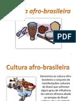 Instrumentos Musicais Africanos