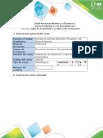 Actividad de Reconocimiento Auditores Ambientales