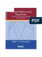 (2) Mark S. Gockenbach-Partial  Differential Equations_ Analytical and Numerical Methods, Second  Edition-SIAM (2011).pdf