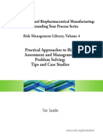 Risk Management Library Volume 4