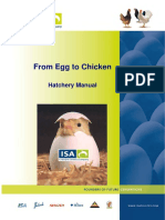 From Egg to Chicken Hatchery Manual