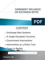 (04) Chapt 6 - Government Influence