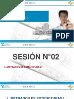 Metrados Estructuras I-sesión 2
