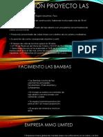 Ubicación Proyecto Las Bambas