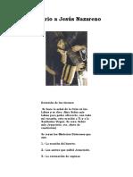 Rosario a Jesús Nazareno.docx