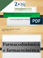 Aula de Farmacodinamica e Farmacocinetica