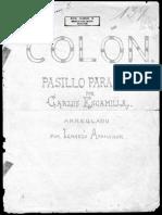Colon Cee Pno