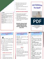 Leaflet Bumil