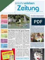 RheinLahn-Erleben / KW 28 / 16.07.2010 / Die Zeitung als E-Paper