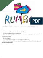 Programa Educación Básica - Rumbo
