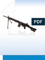 7.62 mm HK11 A1 Light Machine Gun