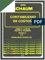 147397867 Contabilidad de Costos Schaum