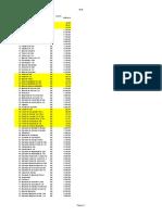 Analisis Precio Unitario - Copamacoya