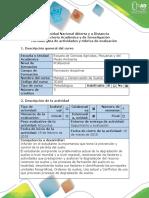 Guía de Actividades y Rubrica de Evaluación - Tarea 2 - Wiki Problemática de Degradación de Suelos y Conflictos de Uso