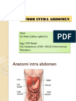 (Ilmu Bedah) Tumor Intra Abdomen