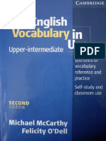 English Vocabulary In Use Upper Intermediate Pdfdrive Com Pdf