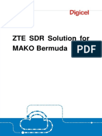 SDR Solution for MAKO Bermuda Project R0.1