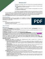 Derecho Civil 5 c