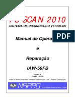 Manual de Injecao Fiat IAW59FB