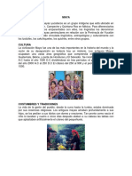 Culturas Pueblos Guatemala Costumbres Tradiciones Vestuario Gastronomia Full