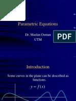 Parametric equations.ppt