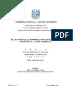 Claroscuros en La Revitalización Lingüística Del Hñähñú Del Valle Del Mezquital