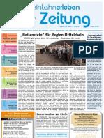 RheinLahn-Erleben / KW 31 / 06.08.2010 / Die Zeitung als E-Paper