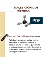 Unidad 11(K) Orbitales Atomicos