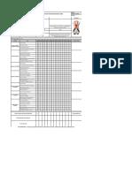 Hoja de Vida y Verificacion de EPP Arnes Sin Datos