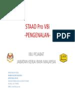 STAAD Pro V8i-Pengenalan.pdf