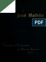 Exposição do Rio de Janeiro, 1906 -Obras de José Malhoa