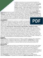 Resumen Semiología -  Hymes (Et. del Habla)