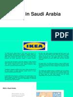 IKEA in Saudi Arabia