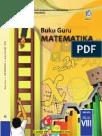 Buku Guru Kelas 8 Matematika.pdf