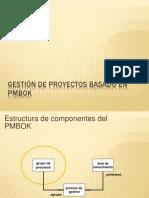 Gestion de Proyectos Basado en PMBOK