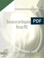 Evaluacion Desgaste PDC