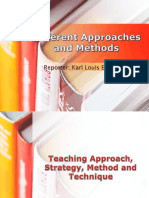 Different Approaches and Methods - KLEC