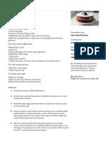 BBC Food - Recipes - Fraisier Cake