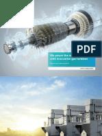 Gas Turbines Siemens