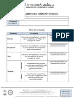 9. Operacionalización Del Sistema Metodológico
