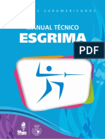 Manual Esgrima Odesur 2014