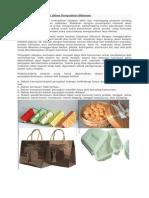 Penyajian Dan Kemasan Dalam Pengolahan Makanan Pengolahan VIII