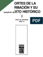 Soportes de la información y su contexto histórico (Lecturas-antología)