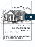 050-1990_estatuto Do Magistério de Camaragibe