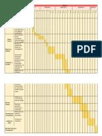 EJEMPLO CRONOGRAMA DE ACTIVIDADES